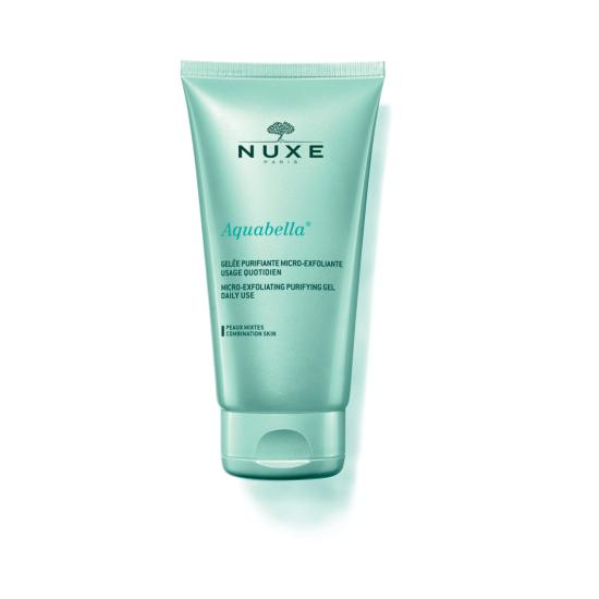 NUXE AQUABELLA Micro Exfoliating Purifying gel