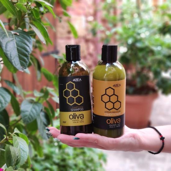 ABEA Oliva Shampoo Olive Oil - Honey
