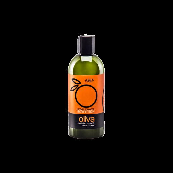 ABEA Oliva Body Lotion Olive Oil - Orange