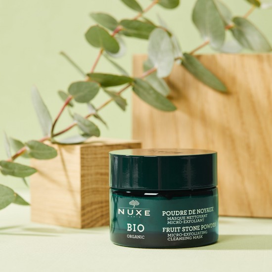 NUXE BIO Micro-Exfoliating Cleansing Mask